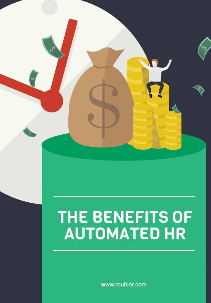 benefits of automated hr roubler ebook