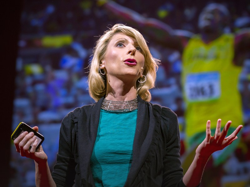 TED Talk TED Career Success and Happiness Amy Cuddy