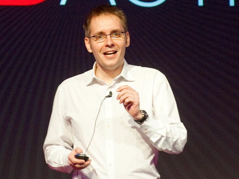 TED Talk Branding- Sebastian Wernicke