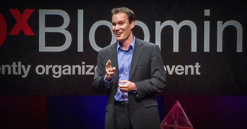 TED Talk TED Career Success and Happiness Shawn Achor