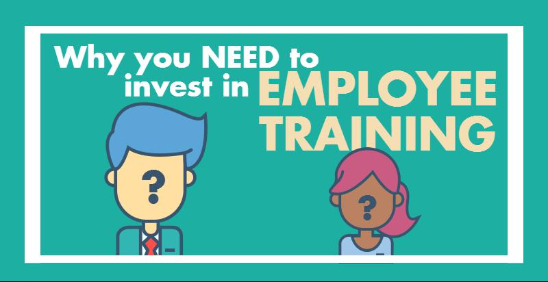 The importance of investing in employee training