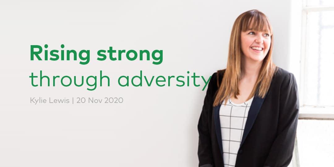 Rising strong through adversity webinar 2