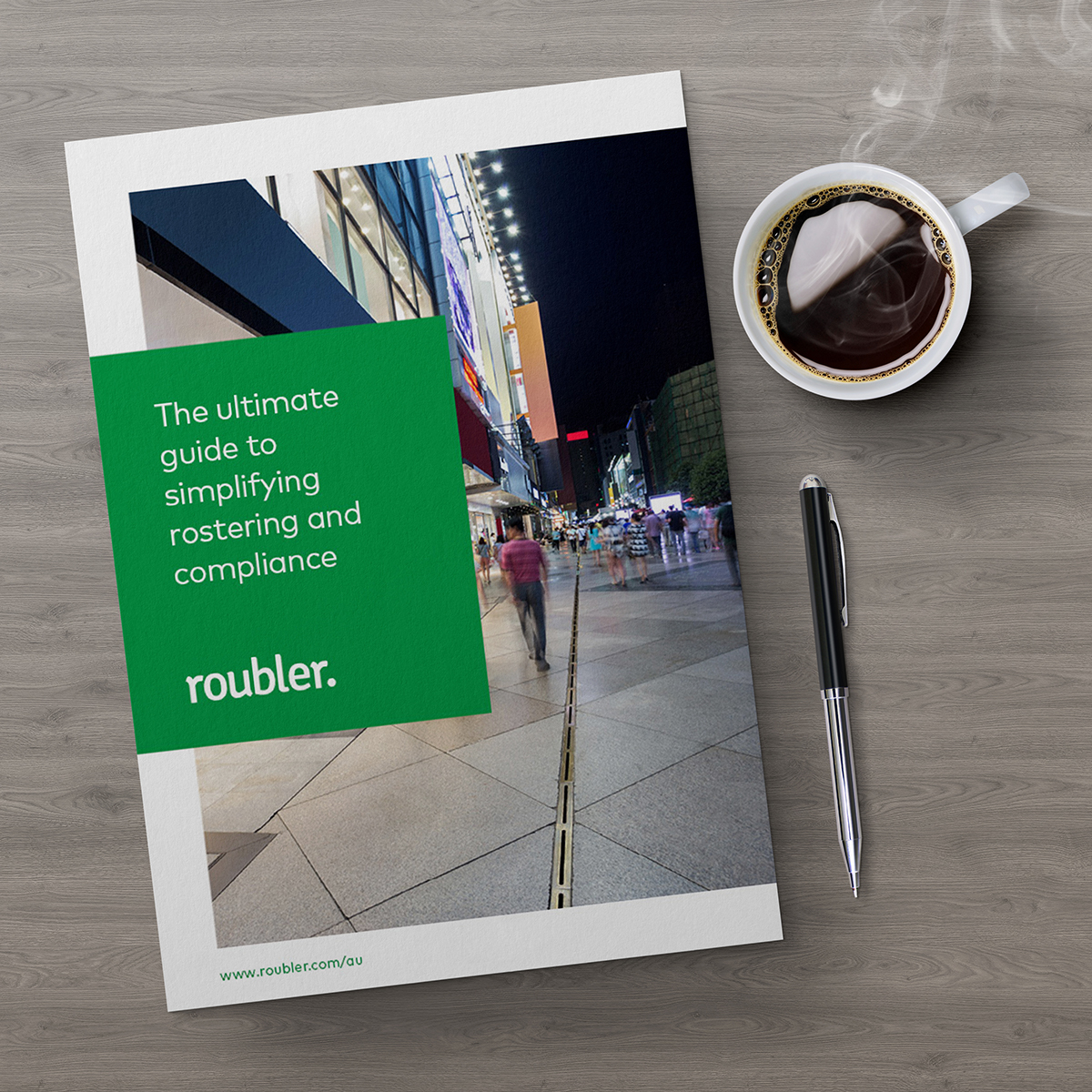 the ultimate guide to simplifying rostering and compliance