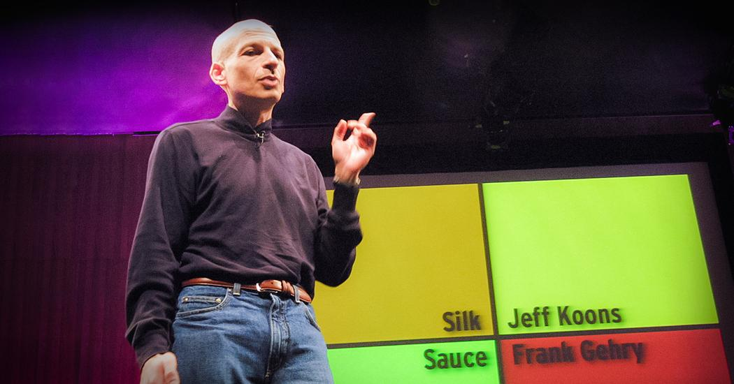 TED Talk Marketing - Seth Godin