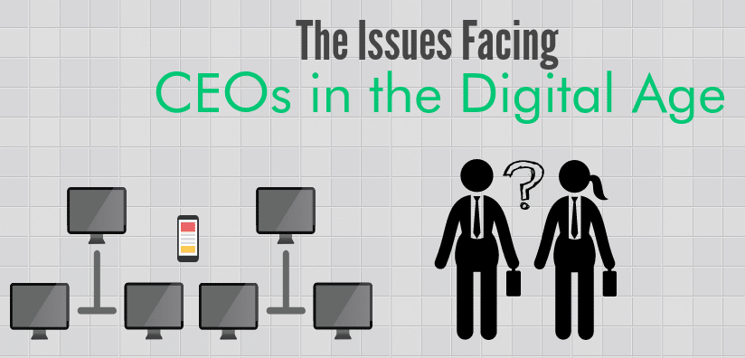 CEOs in the digital era