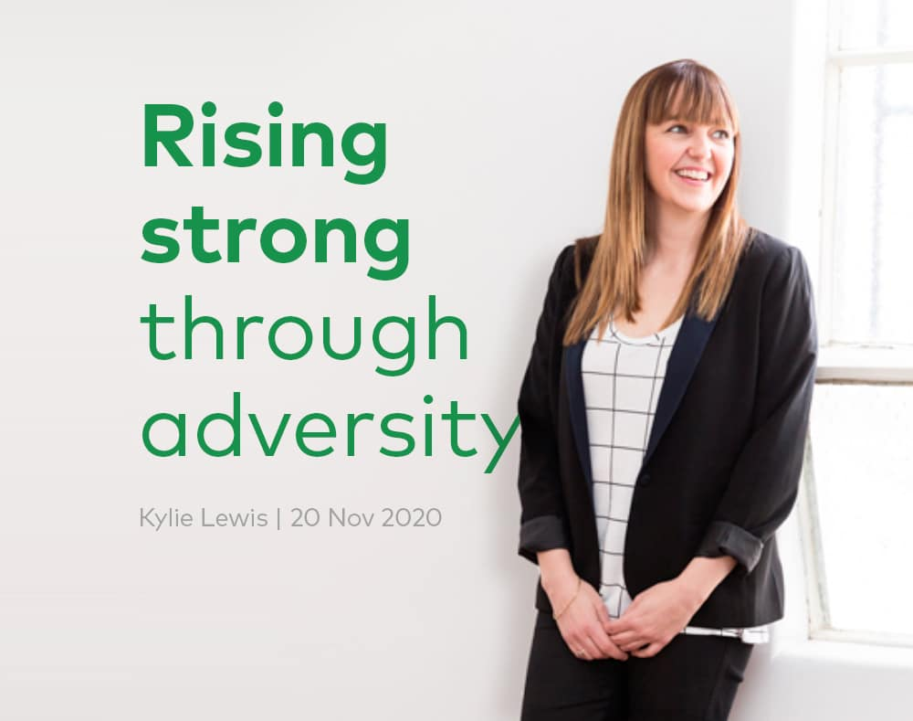 Rising strong through adversity webinar