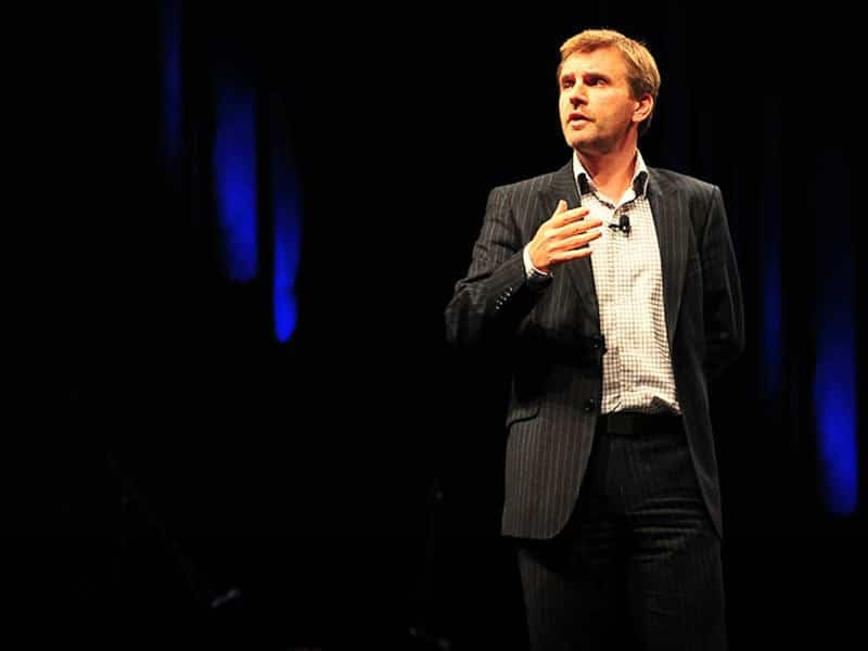 TED Talk TED Career Success and Happiness Nigel Marsh