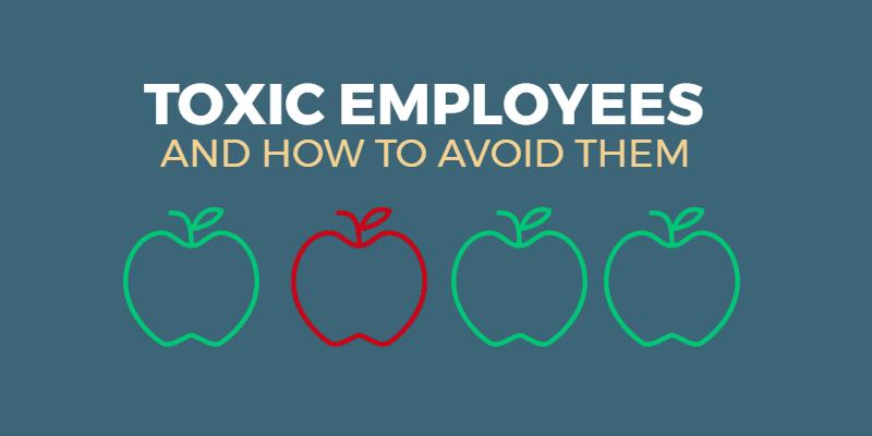 toxic employees