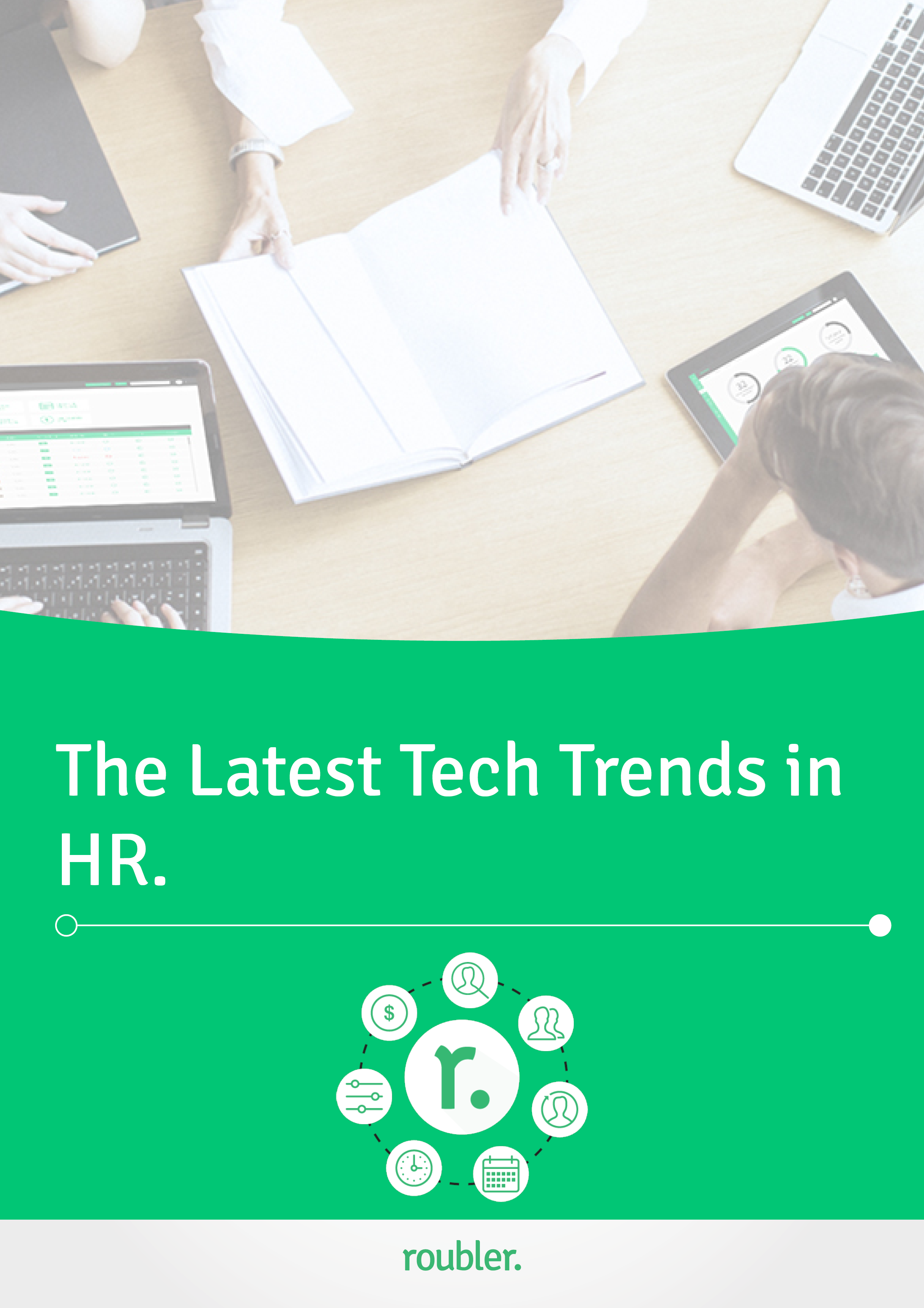 latest tech trends in HR