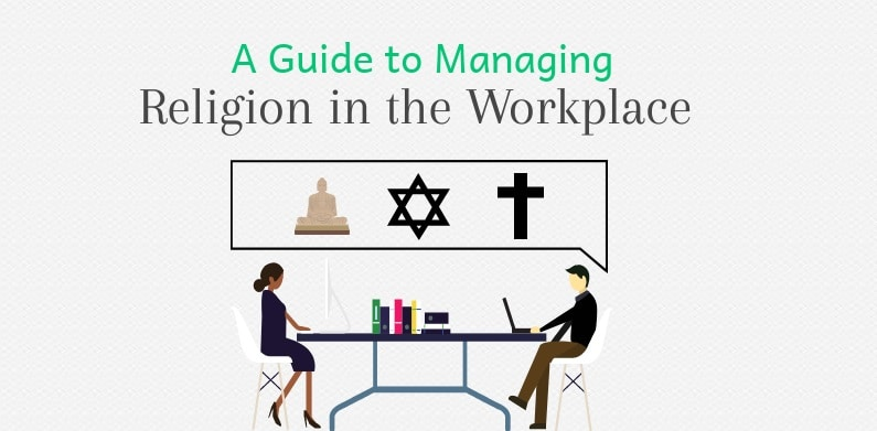 managing religion in the workplace