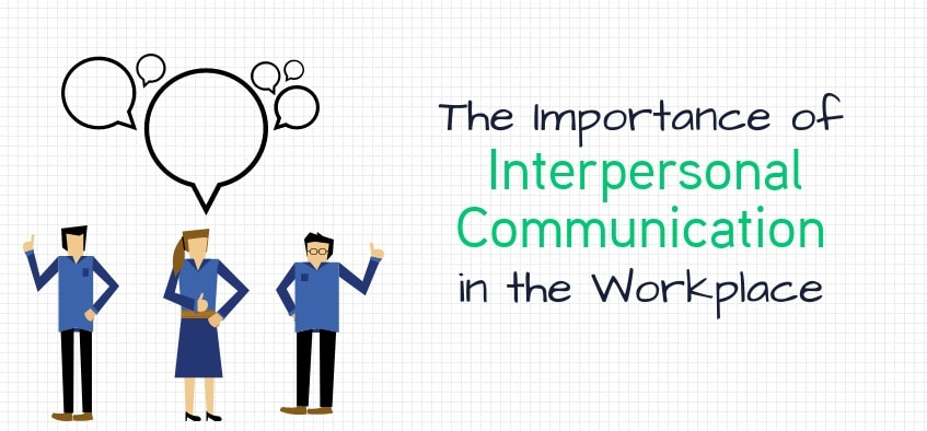 The importance of Interpersonal Communication in the workplace
