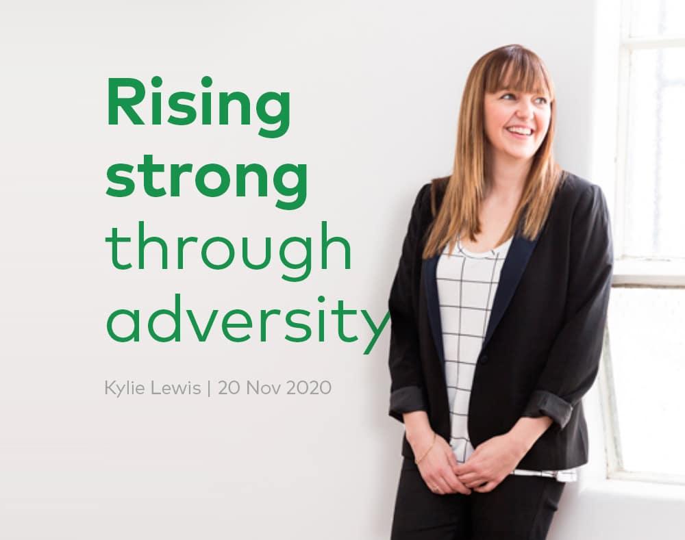 Rising strong through adversity webinar