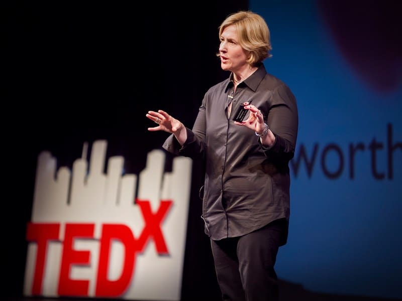 TED Talk TED Career Success and Happiness Brene Brown
