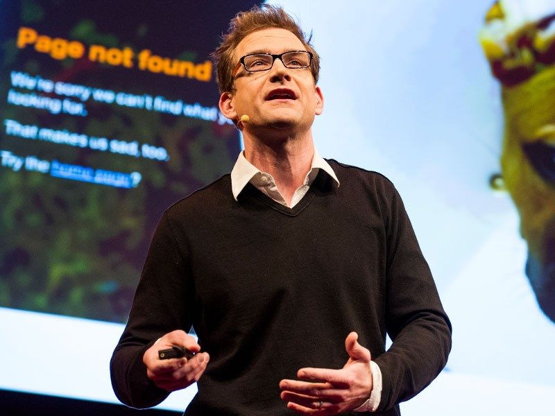 TED Talk Marketing Renny Gleeson