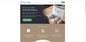 Rescue Time App best business apps