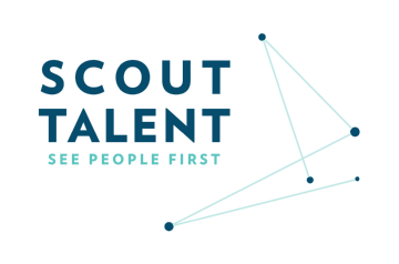 Scout talent logo full