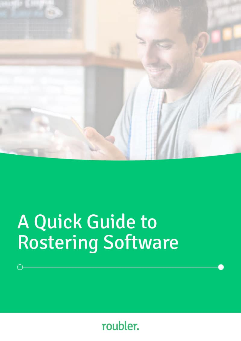 Cover of Quick Guide to Rostering