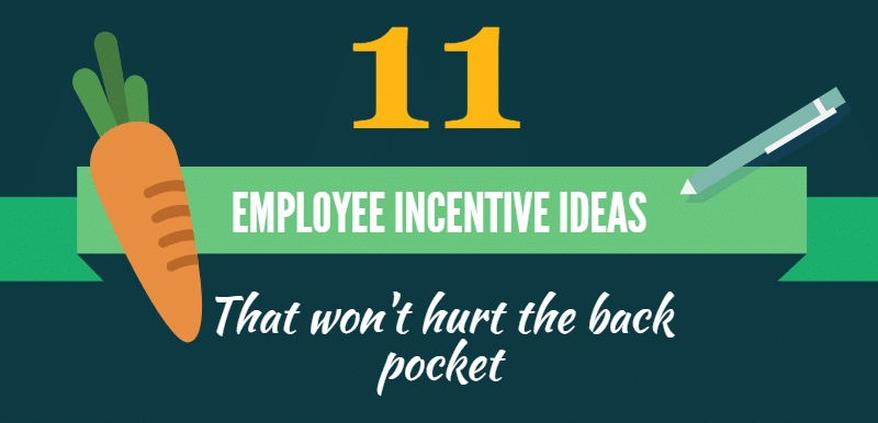 11 Employee Incentives That Wont Hurt Your Back Pocket