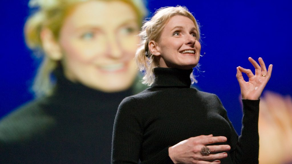 TED Talks Creativity Elizabeth Gilbert