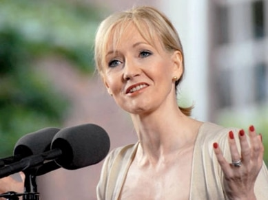 TED Talks Creativity J.K Rowling