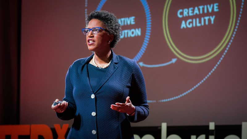 TED Talks Creativity Linda Hill
