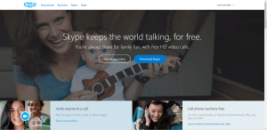 Skype App best business apps