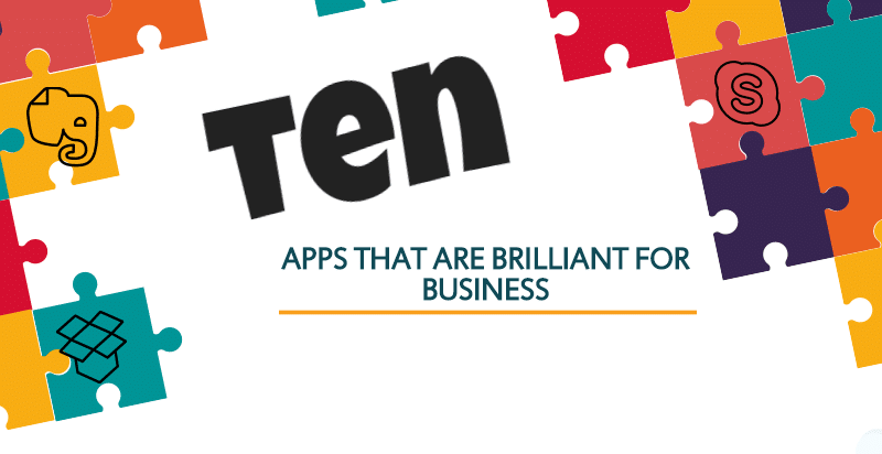 the ten best business apps for your business