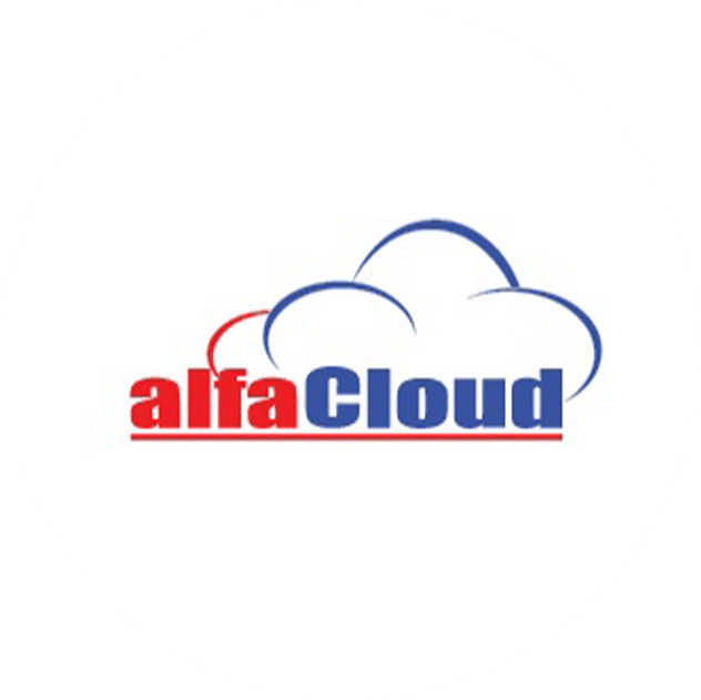 alfa cloud logo