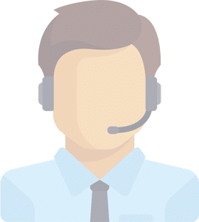 Support call illustration