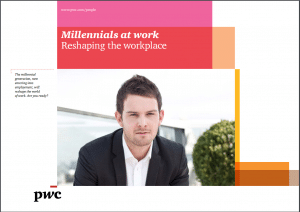 Millennials at work Reshaping the workplace