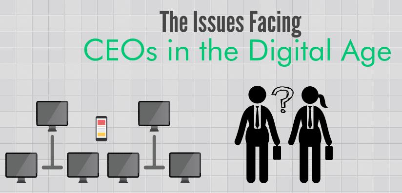 CEOs in the digital era