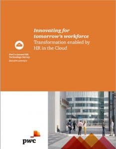 T&A software automated into HR software - PwC HR Survey