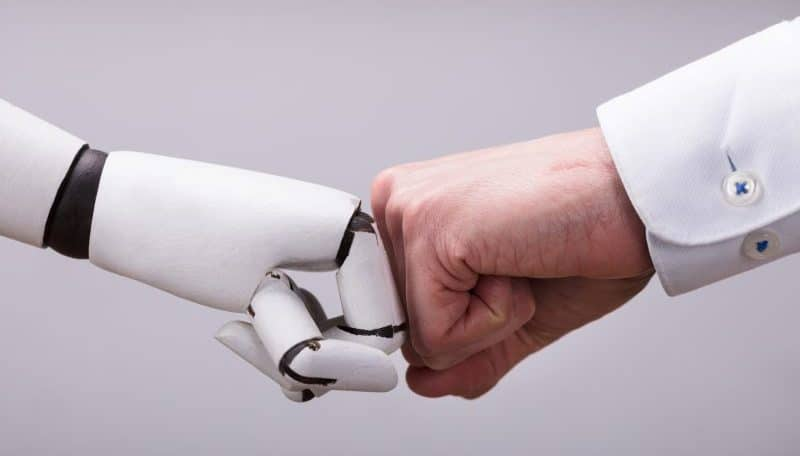 AI Intelligent machine and manager
