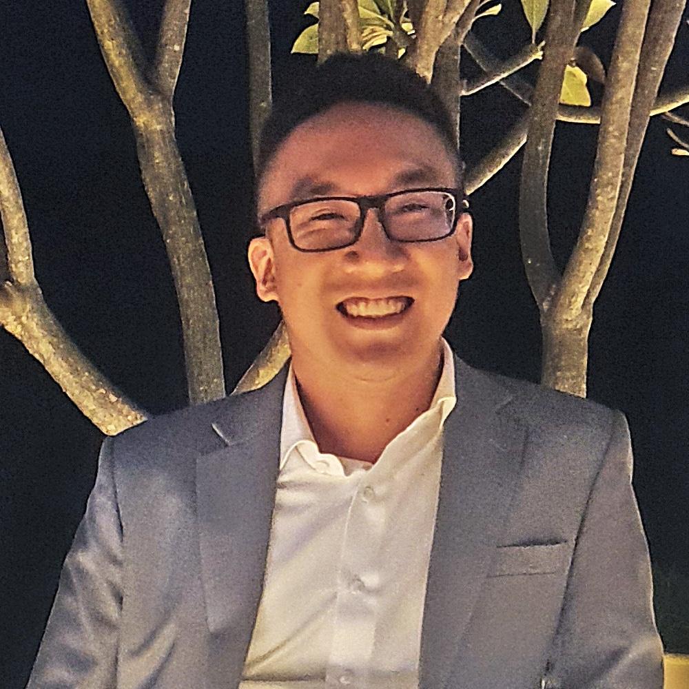 Aaron Wong Roubler Singapore