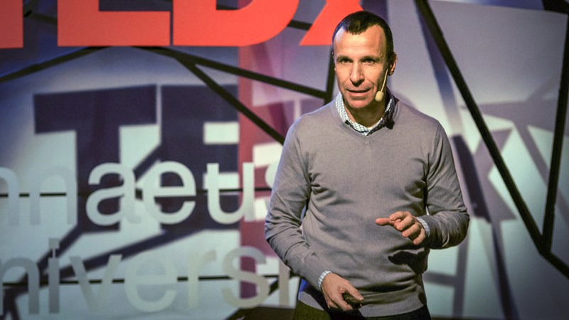 TED Talk TED Career Success and Happiness Guy Winch