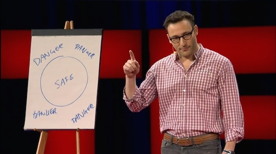 TED Talk TED Career Success and Happiness Simon Sinek