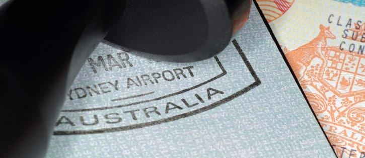 457 visa cancelled