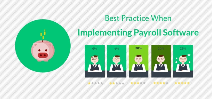 best practice when implementing payroll software