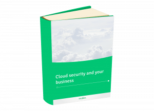 Cloud security and your business ebook book image
