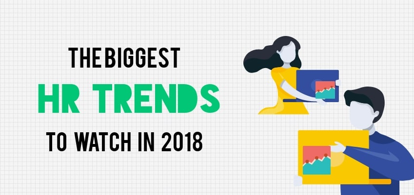 The biggest HR trends