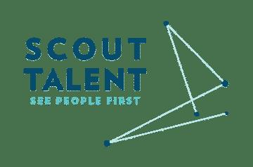 Scout talent logo full