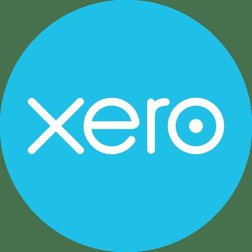 Xero blue logo