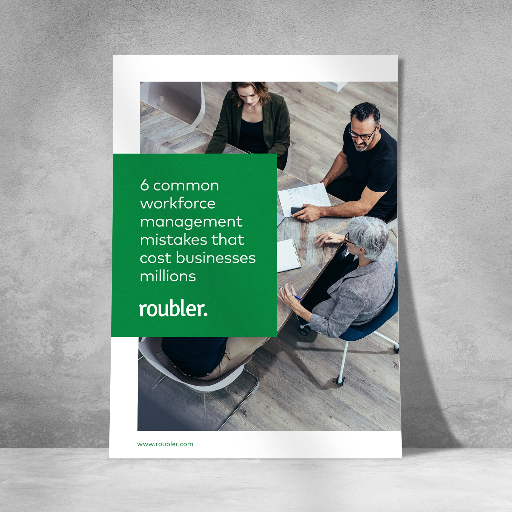 6 costly business mistakes white paper