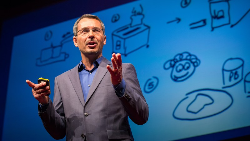 TED Talks Creativity Tom Wujec