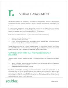 Sexual-Harrassment