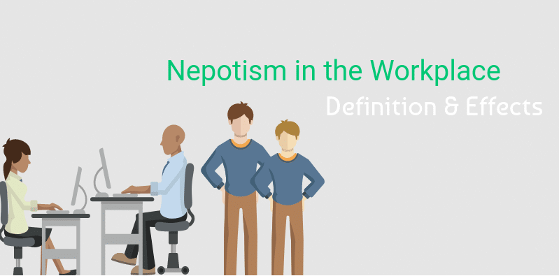 nepotism in the workplace
