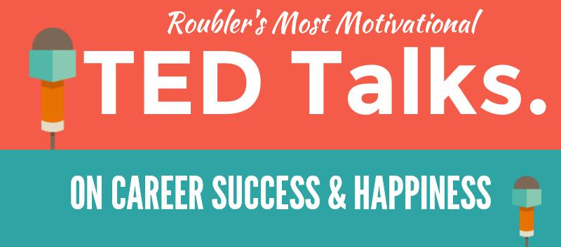 TED Talk- Career Success and Happiness