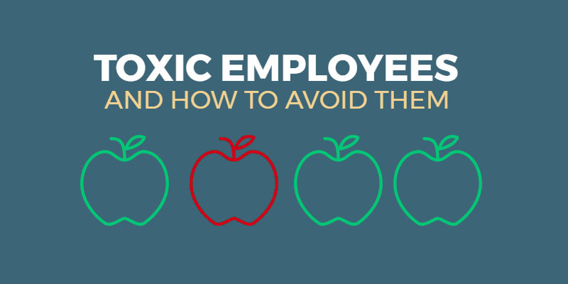 toxic employees