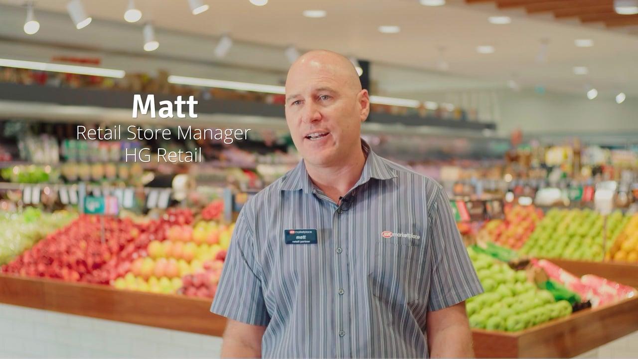 ING customer Matt