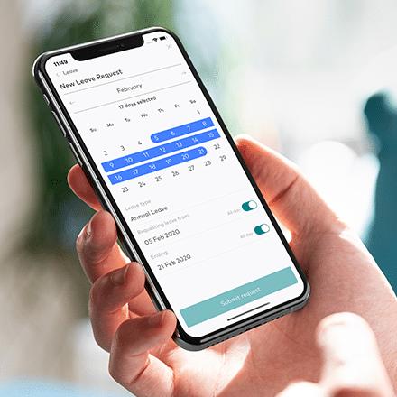 employee self service app